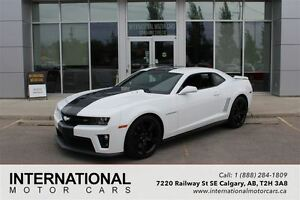 2013 Chevrolet Camaro ZL1 SUPERCHARGED! LOW KMS! MINT!