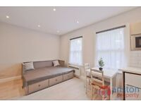 **Newly refurbished studio, approx 10 minutes walk to Archway Station. Inclu. C. tax & water rates**