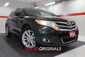 2014 Toyota Venza AWD Btooth Cruise Pwr Seats Alloys Tonneau Pwr