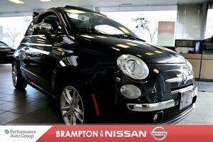 2012 Fiat 500C Lounge *Leather, Heated seats, Proximity sensors*