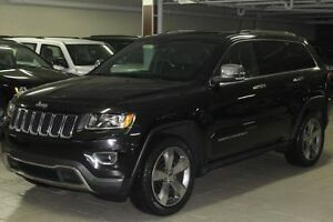 2014 Jeep Grand Cherokee LIMITED 4X4 *CUIR/TOIT/NAV/CAMERA RECUL