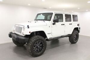 2013 Jeep WRANGLER UNLIMITED PST Paid