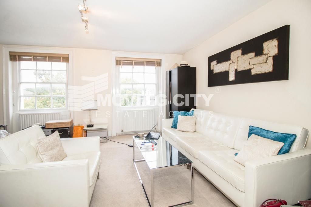 1 bedroom flat in Myddelton Square, Angel, Kings Cross
