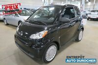 2011 Smart Fortwo (A/C, Heated Seats)