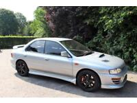 Subaru Impreza WRX (Reduced)