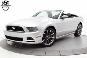 2013 Ford Mustang GT 5.0 CUIR  CONVERTIBLE