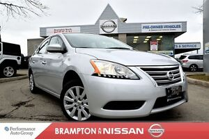 2014 Nissan Sentra 1.8 S *Bluetooth, Cruise, Power package*