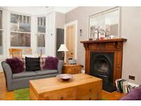 Short Term Let - Gorgeous 3 bedroom main door apartment in Bruntsfield