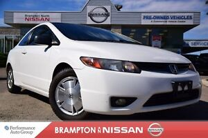 2008 Honda Civic DX-G *Manual,Coupe,Alloys,Power package*