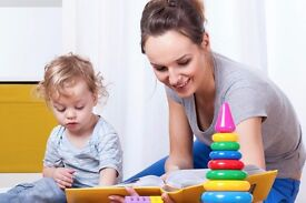 West, London family requires an experienced Nanny for a Part Time role