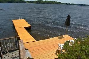 Floating Cedar Docks For Sale Kingston Kingston Area image 10