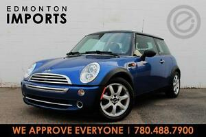 2006 Mini COOPER SOHO | AUTO | CERTIFIED| ONLY 96 KMS