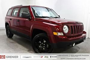 2015 Jeep Patriot ALTITUDE 4X4 *MAGS,CRUISE CONTROL,A/C*