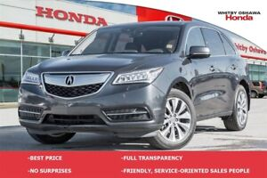 2016 Acura MDX Navigation Package   Automatic