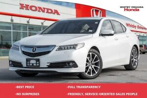 2015 Acura TLX Elite Package | Automatic