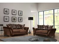 "''Now 30% Discount'' -- Shannon 3 & 2 Seater or Corner Sofa -- HIGH QUALITY ""Limited Offer"""