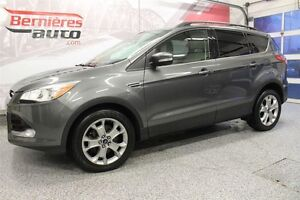 2013 Ford Escape SEL Cuir+GPS AWD 2.0 Ecoboost