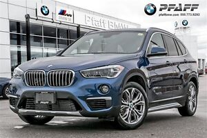 2016 BMW X1 xDrive28i Enhanced Pkg