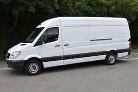 Cheap Furniture mover local low price Man with van delivery service van hire