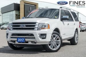 2017 Ford Expedition PLAT    4X4