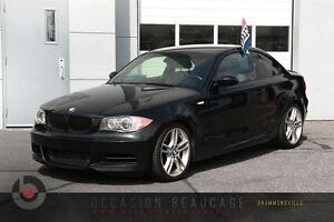 2008 BMW 1 Series 135i M PACK - CUIR - WOWW!!