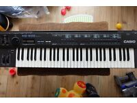 CASIO HZ600 SD SYNTHESIZER SYNTH VINTAGE RETRO KEYBOARD SYNTHESISER