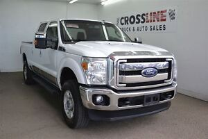 2012 Ford F-250 FX4 | LEATHER | EASY FINANCING Edmonton Edmonton Area image 1