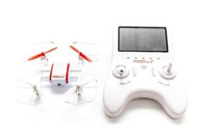 NEW LiteHawk Focus FPV Real Time View on Radio HD Camera Drone