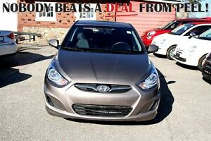 2014 Hyundai Accent GLS CERTIFIED & E-TESTED! BLUETOOTH+HEATED S