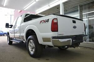 2012 Ford F-250 FX4 | LEATHER | EASY FINANCING Edmonton Edmonton Area image 14