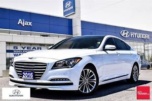 2016 Hyundai Genesis 3.8 Technology Navigation