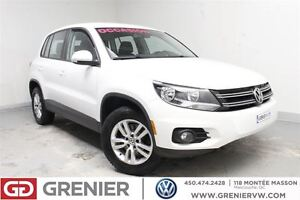 2013 Volkswagen Tiguan A/C+4MOTION+MAGS