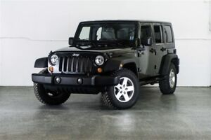 2007 Jeep Wrangler Unlimited X CERTIFIED