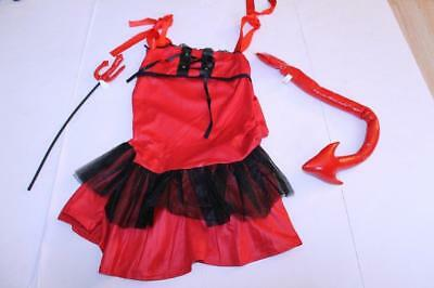 Women's Devil XL (12/14) Outfit Costume Spirit Halloween