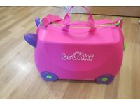 Trunki Trixie Ride on Pull Along Case