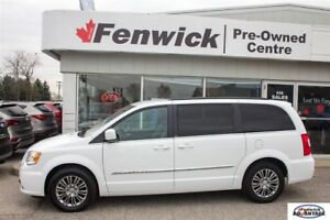 2014 Chrysler Town & Country Touring-Leather - Accident Free