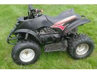 Swapz anything considerd for 100cc quad