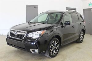 2014 Subaru Forester 2.0XT Touring - Accident free, Sunroof, AWD
