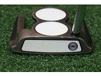 Odyssey white ice f7 2 Ball Golf Putter - Very Good condition