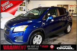 2016 Chevrolet Trax LT AWD TOIT OUVRANT BLUETOOTH