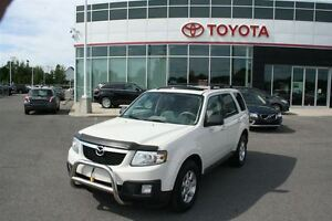 2010 Mazda Tribute GT V6 AWD **CUIR/TOIT** COMME NEUF 91 911KM*