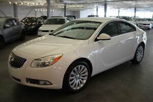 2011 Buick Regal CXL TURBO 4D Sedan
