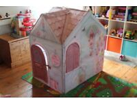 Play house rose petal cottage