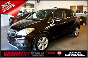2015 Buick Encore Leather bluetooth camera de recul