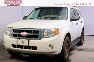 Ford Escape xlt 3.0l awd a/c 2008
