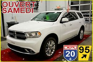 2016 Dodge Durango LIMITED * TOIT * DVD * CUIR