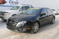 2012 FORD FUSION SEL CUIR SPORT PACK