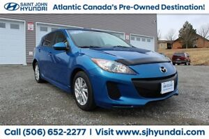 2013 Mazda MAZDA3 GS! HATCH! HEATED SEATS! BLUETOOTH!