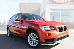 2015 BMW X1 XDRIVE LEATHER SEATS SUN ROOF