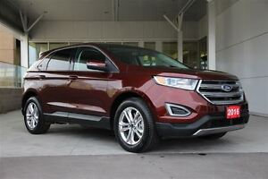 2016 Ford Edge SEL AWD Leather, Panoramic Moon Save $11000 from